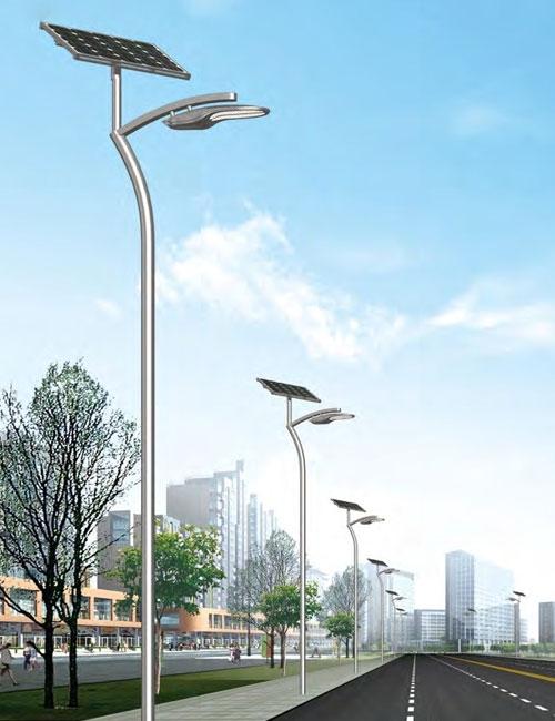 太阳能路灯高度