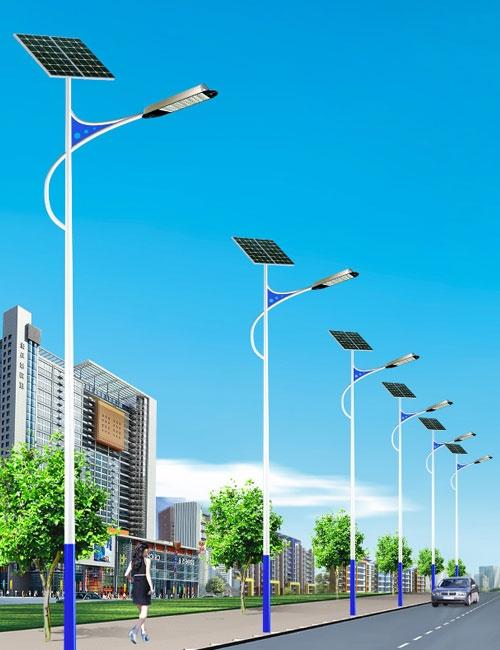 太阳能路灯节能
