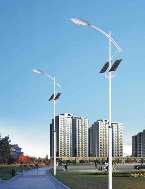 LED太阳能路灯