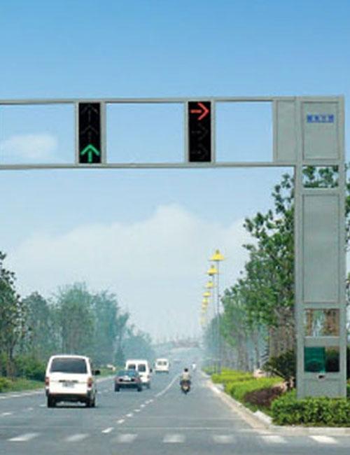 标志牌交通信号灯