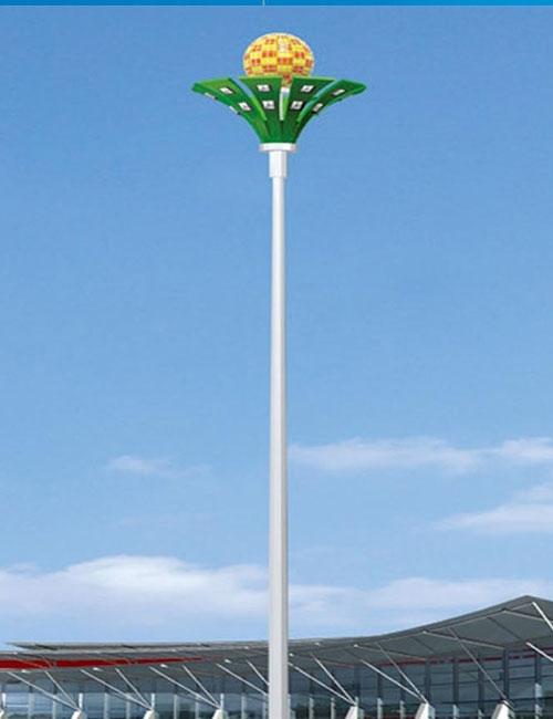 商业街高杆灯