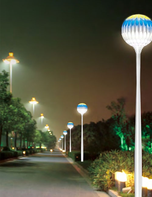 城市景观灯