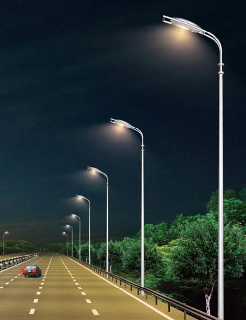 太阳能道路灯LED