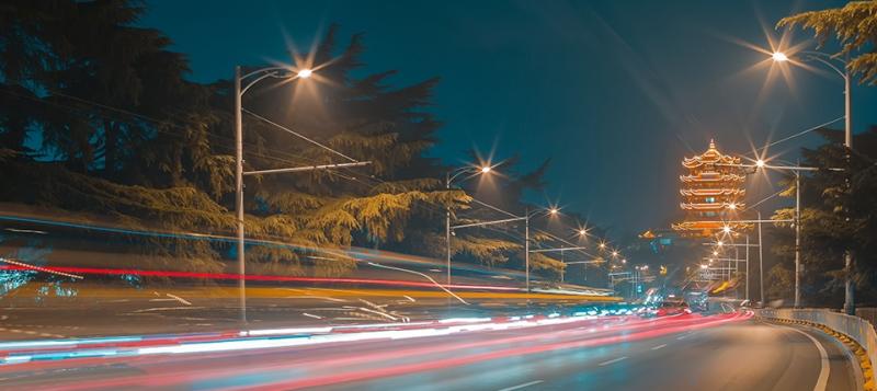 道路照明案例